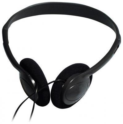 Наушники Ritmix RH-501 черный ritmix rh 501 black