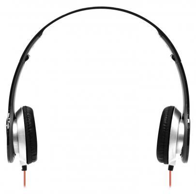 все цены на Наушники накладные Soundtronix S-200mic Black онлайн