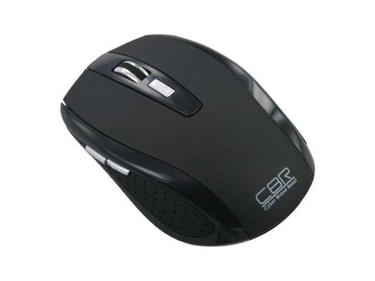 Мышь беспроводная CBR CM-560 USB черный мышь cbr cm105 white usb