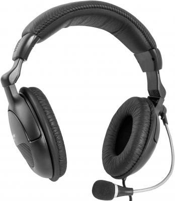 Проводная гарнитура Defender Orpheus HN-898 Black