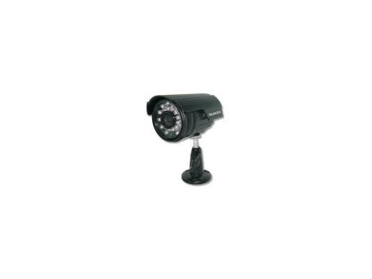 """Камера видеонаблюдения Falcon Eye FE I80C/15M уличная цветная день/ночь матрица 1/3"""" HDIS 700твл f3.6мм дальность ИК 15м камера falcon eye fe id80c 10m уличная цв 1 3 hdis день ночь фокус 3 6 разрешение 800твл ик 10м мини дизайн ip66 d 60мм автоматическая регулир"""