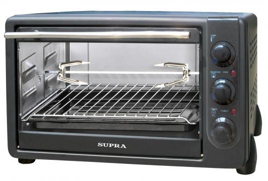 Мини-печь Supra MTS-340 чёрный