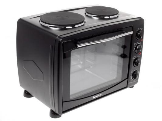 Мини-печь TESLER EOGP-3500 чёрный