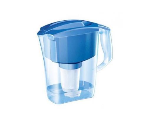 Фильтр кувшин для воды Аквафор АРТ + синий фильтр кувшин аквафор атлант тёмно зелёный