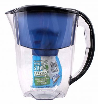 Фильтр кувшин для воды Аквафор Престиж синий
