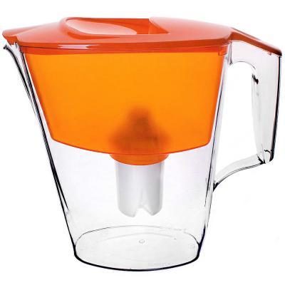 Фильтр кувшин для воды Аквафор Стандарт оранжевый