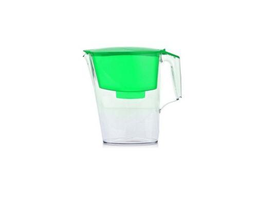 Фильтр кувшин для воды Аквафор Ультра зеленый
