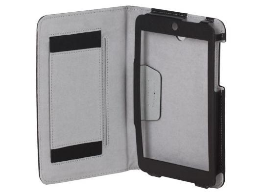 Чехол IT BAGGAGE для планшета ASUS ME173X искуcственная кожа черный ITASME1732-1 чехол it baggage для планшета asus memo pad 7 me572c ce искуcственная кожа синий itasme572 4