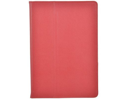 Чехол IT BAGGAGE для планшета ASUS ME301/ME302/TF300 искусcтвенная кожа красный ITASME302-3 чехол для asus zenpad z580c z580ca it baggage эко кожа черный