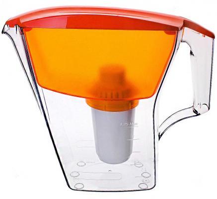Фильтр для воды Аквафор ART кувшин оранжевый