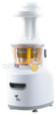 Соковыжималка KITFORT КТ-1101-1 150 Вт пластик белый