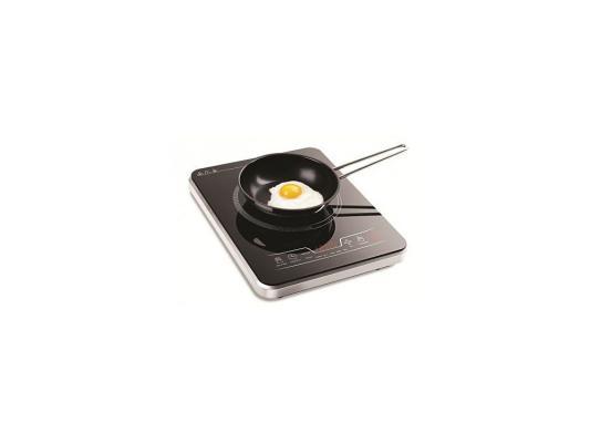 Индукционная электроплитка KITFORT КТ-102 чёрный цена