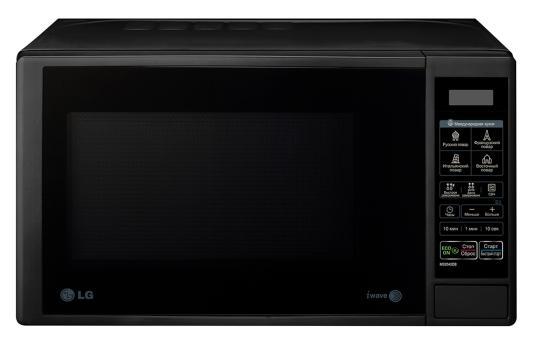 СВЧ LG MS-2042DB 700 Вт чёрный