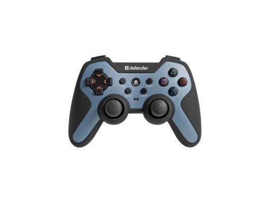 Купить Джойстики и геймпады   Беспроводной геймпад Defender Scorpion L1 USB 64260
