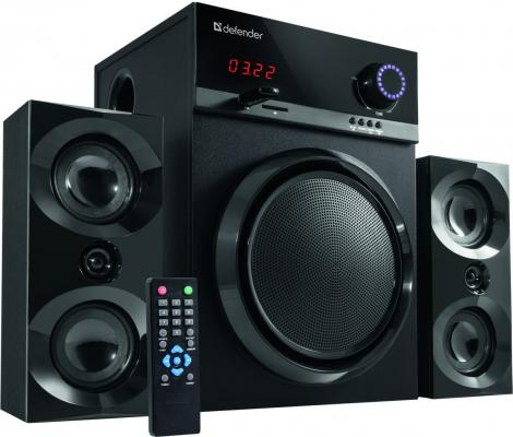 Колонки DEFENDER AVANTE X50BT 2x10 + 30 Вт FM-тюнер Bluetooth 65850