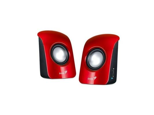 все цены на Колонки Genius SP-U115 USB Red