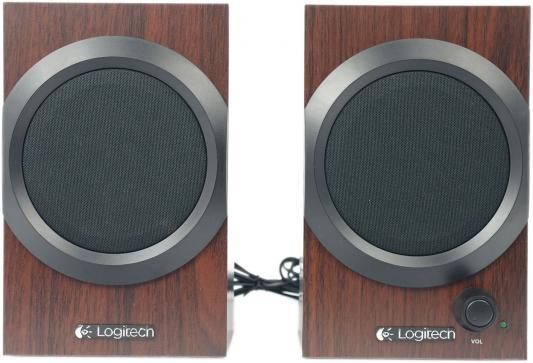 Колонки Logitech Z240 2x10 Вт дерево 980-000756