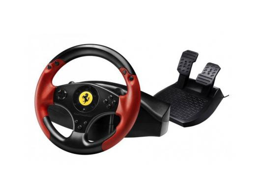 Руль + педали THRUSTMASTER Ferrari Racing Wheel RED LEGEND EDITION 4060052