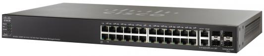 Коммутатор Cisco SF500-24-K9-G5