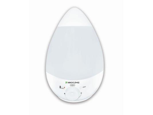 Увлажнитель воздуха NEOCLIMA NHL-220L 2.5л 20 m2 2 ступени очистки антибактериальное покрытие расход воды 280 гр/час цена