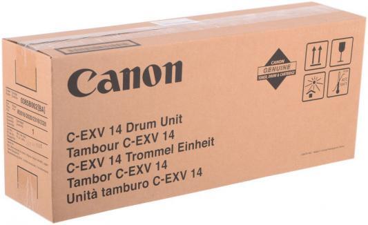 Фотобарабан Canon C-EXV14 для IR2016/2020 черный 55000 страниц