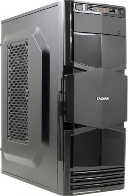 Корпус microATX Zalman ZM-T3 Без БП чёрный корпус microatx minitower zalman zm t2 plus black