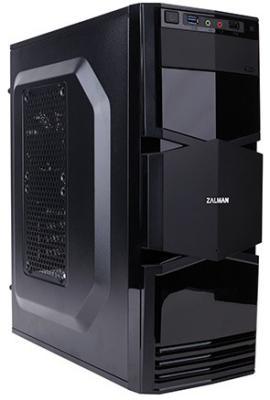 Корпус microATX Zalman ZM-T3 Без БП чёрный