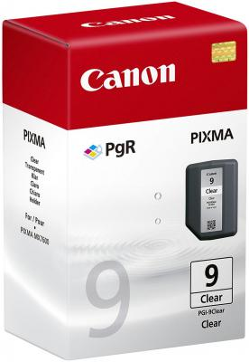 Картридж Canon PGI-9Clear для iP100 прозрачный 1635 страниц картридж canon pgi 9clear для струйных принтеров canon ip100 прозрачный 1635 страниц