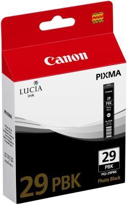 Струйный картридж Canon PGI-29PBK черный для PRO-1 цены