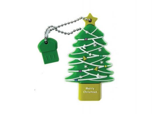 Флешка USB 8Gb ICONIK Ёлка RB-TREE-8GB