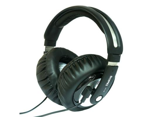 купить Наушники мониторные Dialog Aria HP-A75 Black онлайн