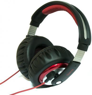 Наушники мониторные Dialog Aria HP-A75 Black-Red наушники мониторные dialog m 781hv