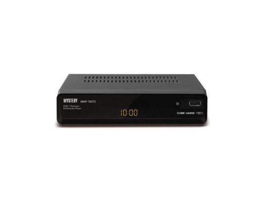 Тюнер цифровой DVB-T2 MYSTERY MMP-76DT2