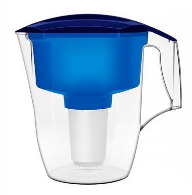 Фильтр для воды Аквафор КАНТРИ кувшин синий