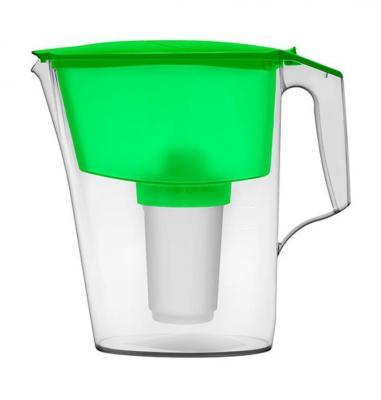 Фильтр для воды Аквафор Лайн кувшин зеленый