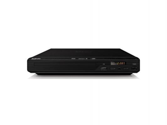 где купить Проигрыватель DVD BBK DVP030S черный дешево