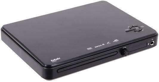 лучшая цена Проигрыватель DVD BBK DVP033S черный