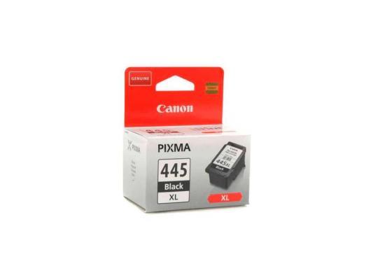 Картридж Canon PG-445XL для MG2540 черный 400 страниц картридж canon pg 445xl 8282b001