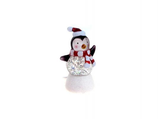 Гаджет ORIENT NY6009 Веселый Пингвин подсветка 8см USB