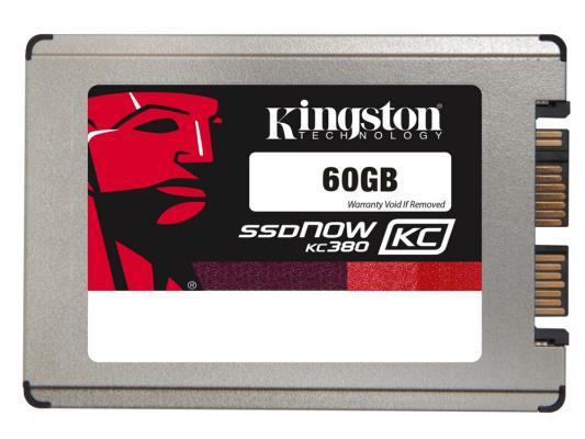 """1.8""""Твердотельный накопитель SSD 60Gb Kingston KC380 (SKC380S3/60G) SATA III"""