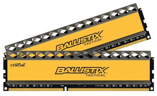 все цены на Оперативная память DIMM DDR3 Crucial Ballistix Tactical 16Gb (pc-14900) 1866MHz CL9 (BLT2CP8G3D1869DT1TX0CEU)