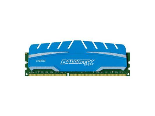 Оперативная память DIMM DDR3 Crucial Ballistix Sport XT 4Gb (pc-12800) 1600MHz CL9 (BLS4G3D169DS3CEU)