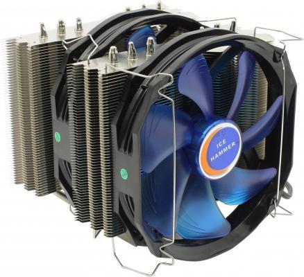 Кулер для процессора Ice Hammer IH-THOR Socket 2011/1156/1155/754/939/940/775/1366/AM2