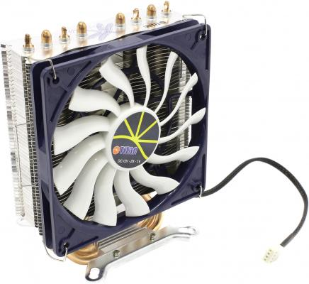 Кулер для процессора Titan TTC-NC95TZ(RB) Socket 775/1150/1155/1156/1366/2011/AM2/AM2+/AM3/AM3+/FM1/FM2