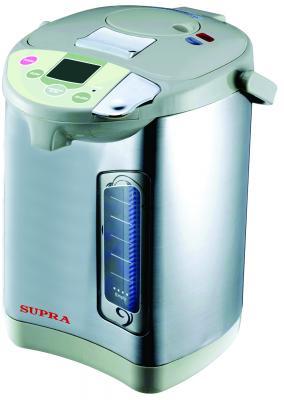 Термопот Supra TPS-3016 730 Вт серебристый 4.2 л металл термопот supra tps 3017 серебристый tps 3017