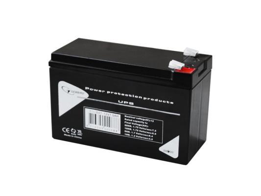 Аккумулятор Gembird 12V7.5AH BAT-12V7.5AH аккумулятор