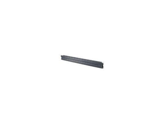 Набор заглушек APC 1U Blanking Panel Kit 19 Black (10 шт.) (#AR8136BLK) элемент шкафа tripp lite smartrack 10pcs 1u blanking panel sr1upanel10
