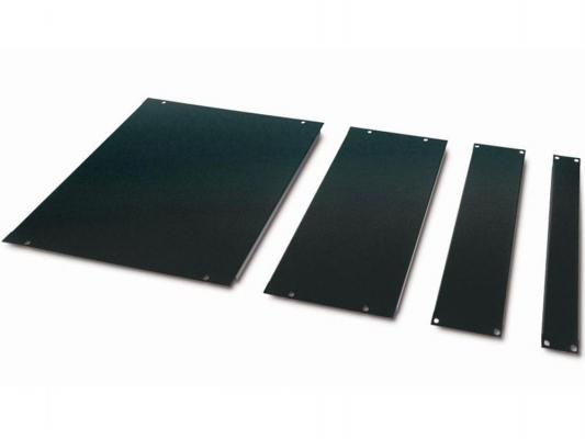 Набор заглушек APC Blanking Panel Kit - 8U, 4U, 2U, 1U panel - Black (#AR8101BLK)