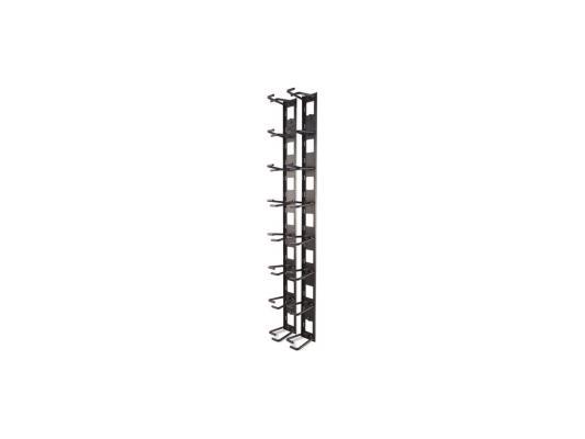 Вертикальный кабельный органайзер Vertical Cable Organizer AR8442 вертикальный кабельный органайзер apc vertical cable manager for netshelter sx 750mm wide 42u ar7580a