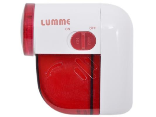 Машинка для удаления катышков Lumme LU-3501 бордовый